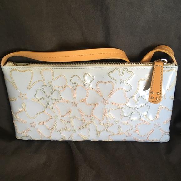 BCBGirls Handbags - BCBGirls Embroidered Shoulder Bag